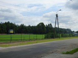 Budowa ogrodzenia boiska sportowego